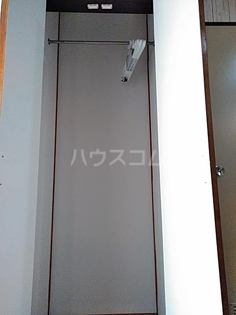 ハイムグレース 202号室の収納