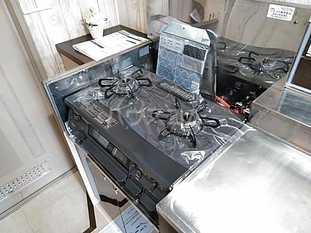 ハイムグレース 202号室のキッチン