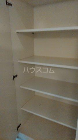 サンピア平塚 203号室の収納