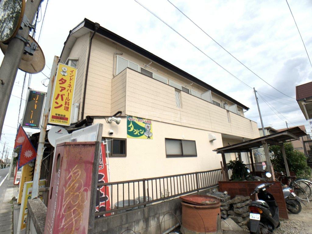 コーポSAKURA外観写真