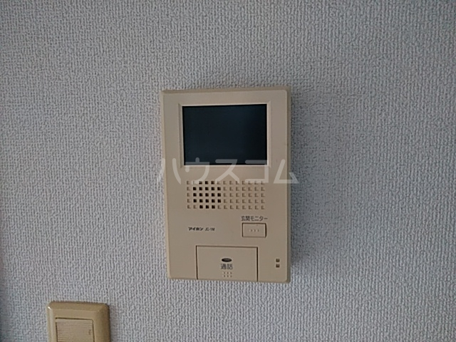 エスプリⅢ 102号室のセキュリティ
