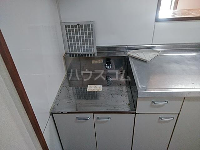 エスプリⅢ 102号室のキッチン
