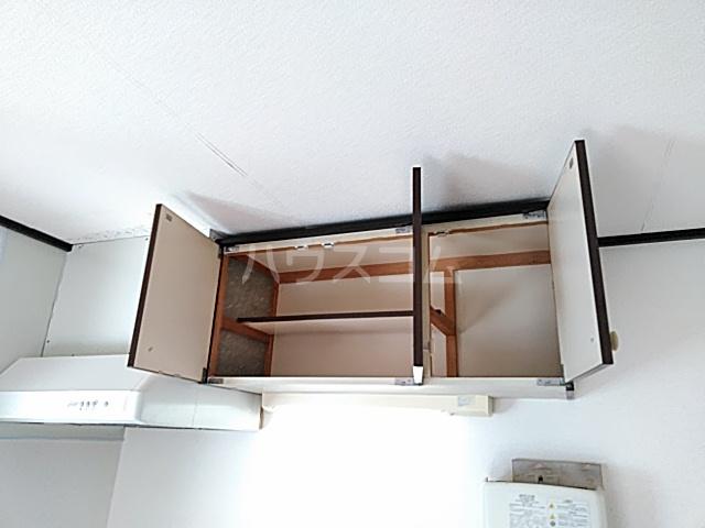 カーサやよいA 202号室の収納