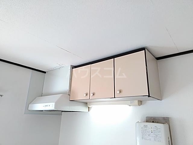 カーサやよいA 202号室のキッチン