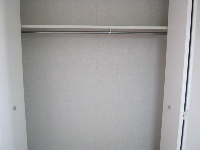 MハイツⅡ 202号室の収納