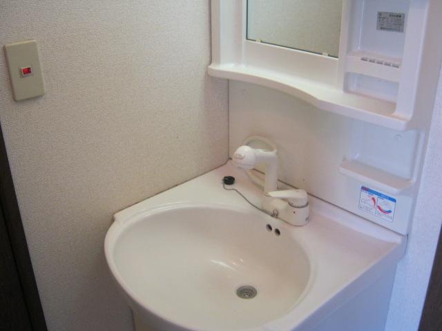 MハイツⅡ 202号室の洗面所