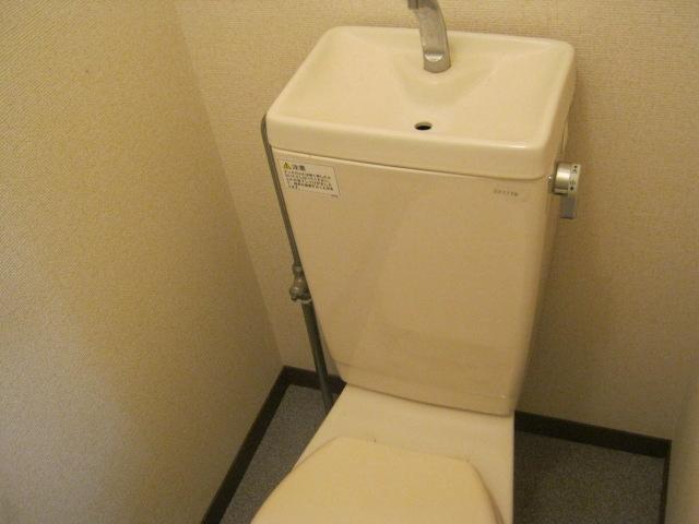 MハイツⅡ 202号室のトイレ