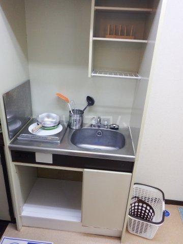 アルファネクスト上本郷 106号室のキッチン