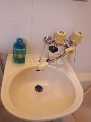 アルファネクスト上本郷 106号室の洗面所