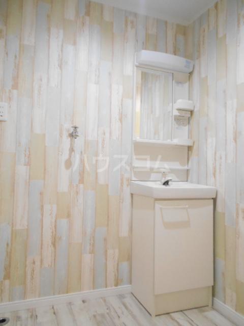 トーオービル 3-B号室の洗面所