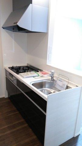 サンライズ市川 202号室のキッチン