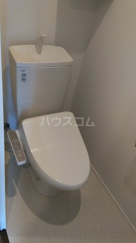 サンライズ市川 202号室の風呂
