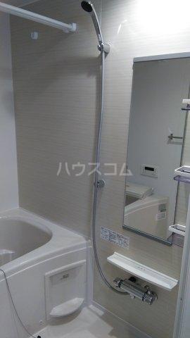 サンライズ市川 202号室のトイレ