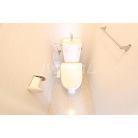 クレベール 301号室のトイレ