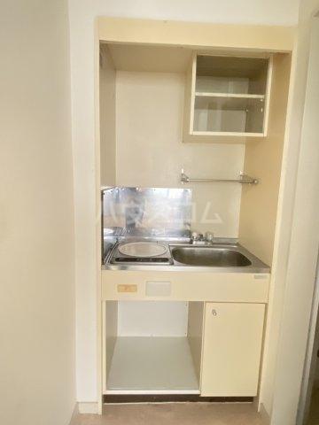 フラッツ初石 104号室のキッチン