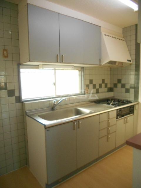 アリエッタ国府津 301号室のキッチン