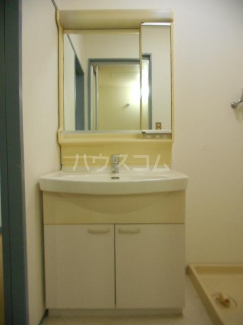 アリエッタ国府津 301号室の洗面所