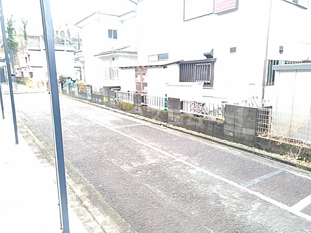 コーポコジマA棟 206号室の駐車場