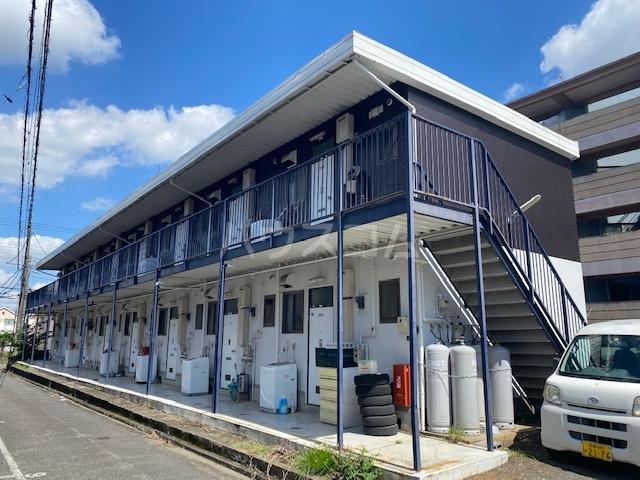 コーポコジマA棟外観写真