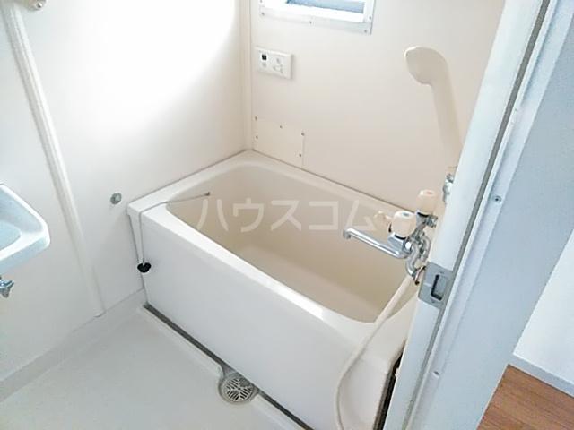 コーポコジマA棟 206号室の風呂