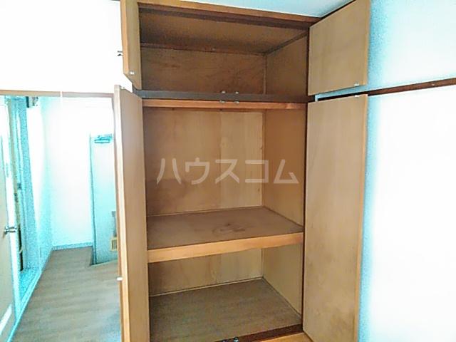 コーポコジマA棟 206号室の収納