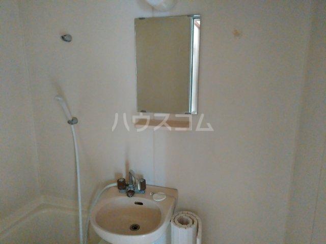 ハイツアドニスB 202号室の洗面所