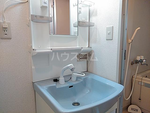 ハイツハーベスト 303号室の洗面所