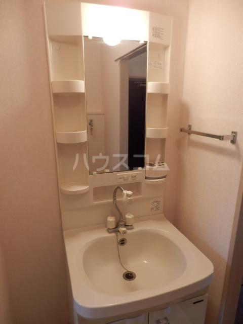 ジャスティス 2番館 106号室の洗面所