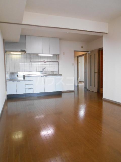 エルトベーレ 406号室のキッチン