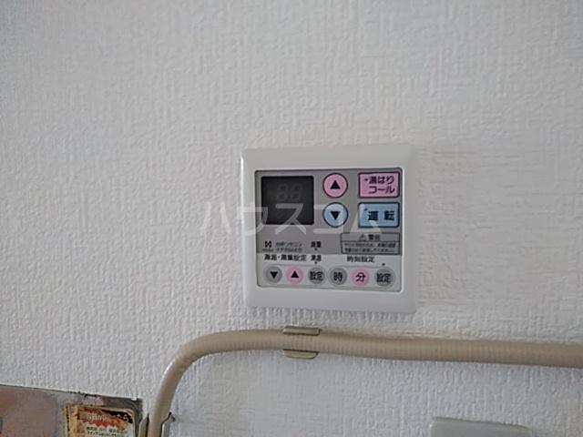 リバーハイツカトウ 201号室の設備