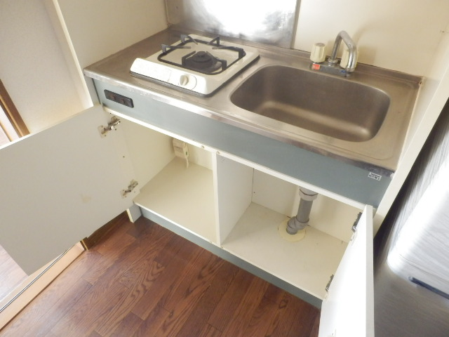 トーア・レジデンス 301号室のキッチン