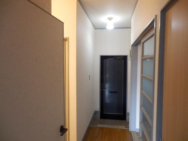 第1メゾンサンシャイン 203号室の玄関