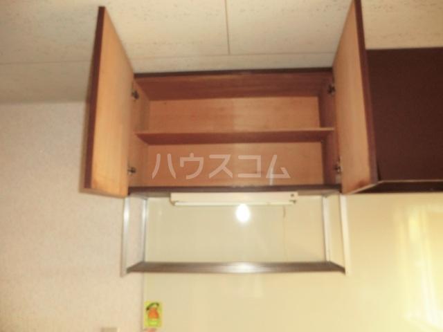 第2ニューリース神崎 205号室の収納