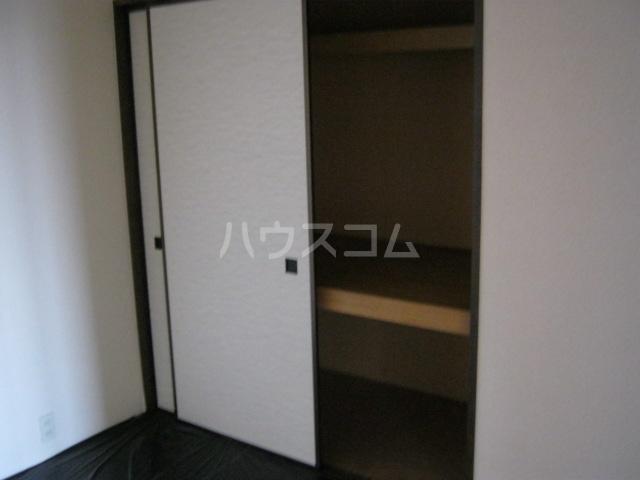 第2ニューリース神崎 205号室のベッドルーム