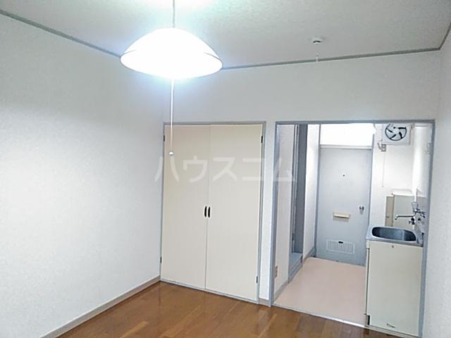 ガーデンバレー21 101号室のキッチン