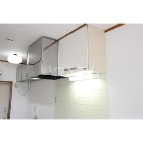 スペース松蓮寺 206号室のキッチン
