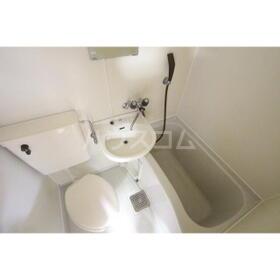 スペース松蓮寺 206号室の風呂