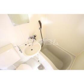 スペース松蓮寺 206号室のトイレ