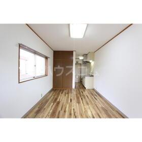 スペース松蓮寺 206号室のベッドルーム