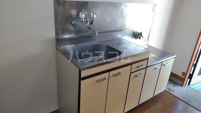 サザンフォレスト本厚木 203号室のキッチン