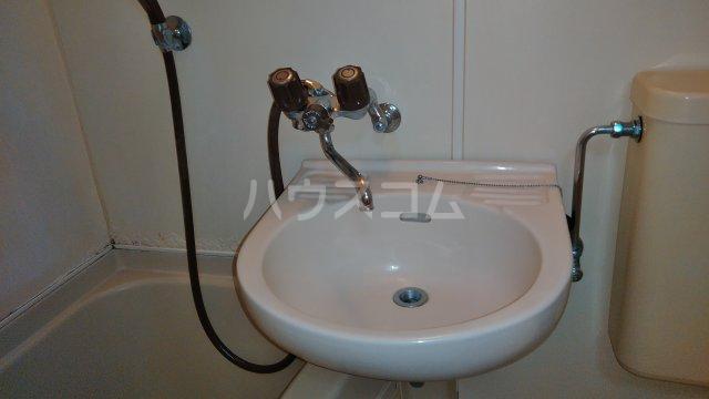 サザンフォレスト本厚木 203号室の洗面所