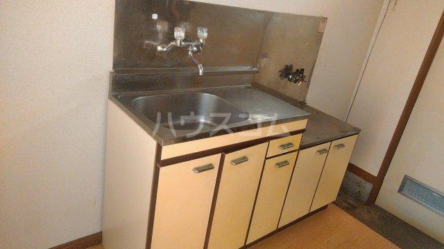 サザンフォレスト本厚木 108号室のキッチン