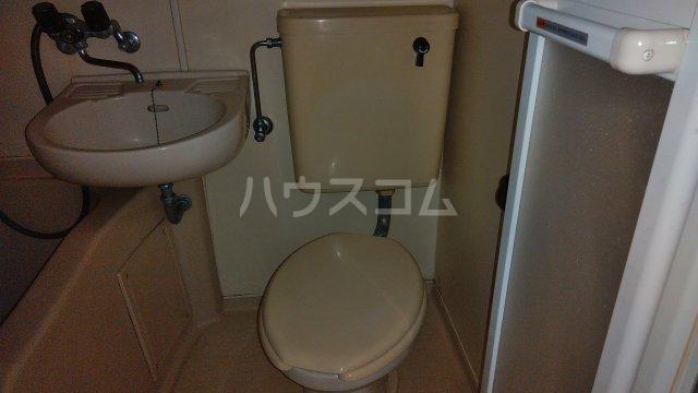 サザンフォレスト本厚木 108号室のトイレ