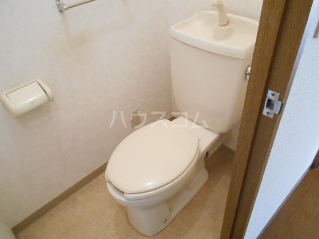 シテ・リヴェール 306号室のトイレ