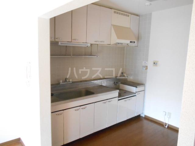 シテ・リヴェール 306号室のキッチン