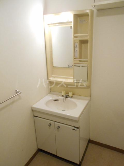 シテ・リヴェール 306号室の洗面所