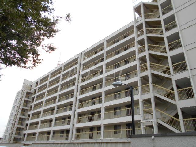 海老名コーポラスA棟外観写真