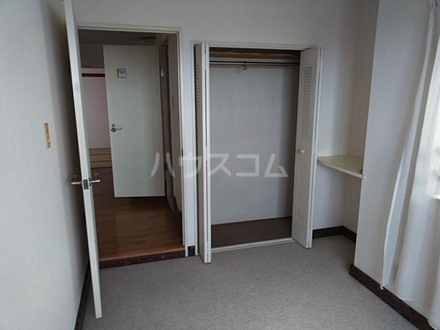 ダイアパレス本厚木 1202号室の収納