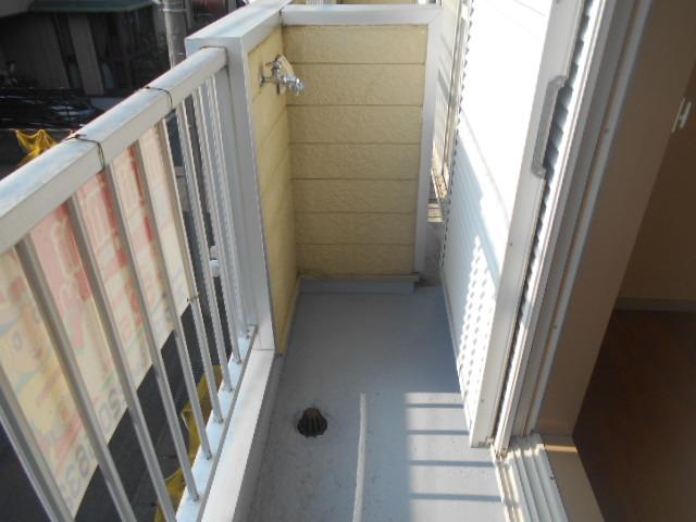 ガーデンバレー21 207号室のエントランス