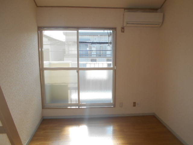 ガーデンバレー21 207号室のキッチン
